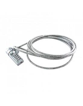 CANDADO P/Notebook (Cable de acero)