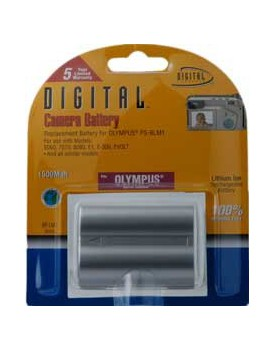 BATERIA DE LITIO - Olympus Compatible (1500mAh) (DIGITAL CONCEPTS)
