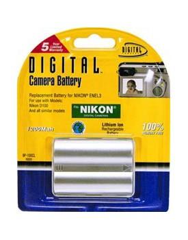 BATERIA DE LITIO - Nikon Compatible (1900mAh) (DIGITAL CONCEPTS)