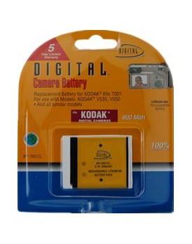 BATERIA DE LITIO - Kodak (800mAh) (DIGITAL CONCEPTS)