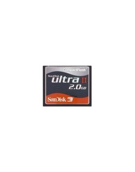MEMORIA - Sandisk - SDHC ULTRA II - 2GB