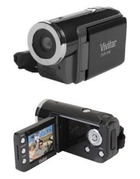 FILMADORA DIGITAL - Vivitar DVR518RD 5.1MP