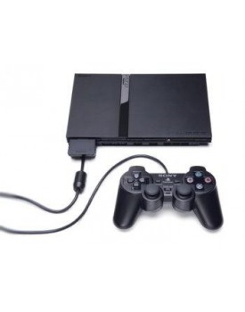 PLAYSTATION 2 - Slim, Destrabada (Refubrished Retail)