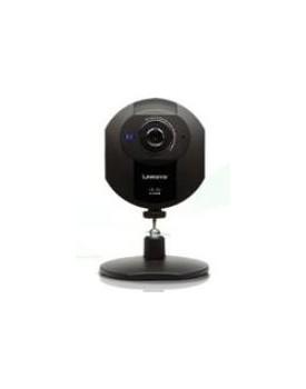 CAMARA IP - Inalambrica, Tecnologia N (Lynksys WVC80N)