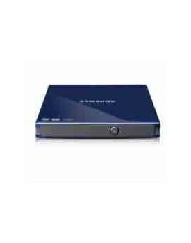 GRABADORA DE DVD - Samsung - (Externa, Azul, 8X)