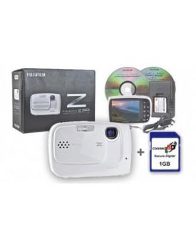CAMARA DIGITAL - FujiFilm - 10MP, Pantalla de 2.7´´ + MEMORIA SD 1GB