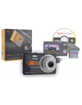 "CAMARA DIGITAL - Kodak 12.2MP, Pantalla 2.7"" + Bateria de Litio Negra"
