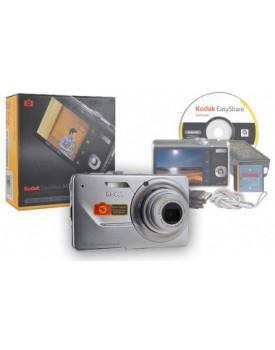 """CAMARA DIGITAL - Kodak 12.2MP, Pantalla 2.7"""" + Bateria de Litio Plateada"""