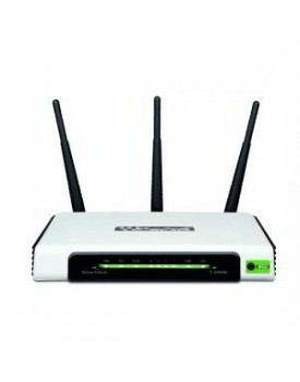 ROUTER - TP-Link (TL-WR940N Wireless - 300Mbps Norma N con triple antena)