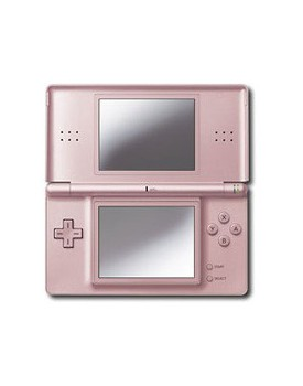 Nintendo DS (Lite / Rosa / 110V)