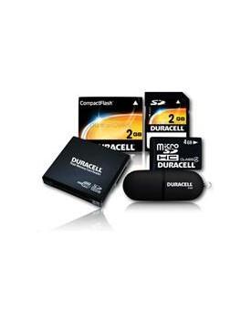 MEMORIA SD 2gb (Secure Digital Card) / Duracell