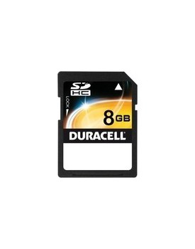 MEMORIA HC 8gb (Secure Digital Card) / Duracell