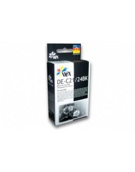 Cartucho Canon BJC-4000 / 4550 / s200 / s300 Negro 21/24BK