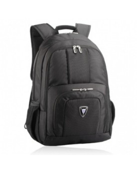 MOCHILA P/ NOTEBOOK / 17.3'' (Impulse Full Speed Flame) (PON377BK)