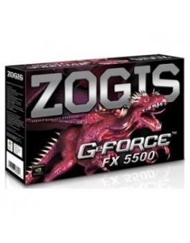 TARJETA DE VIDEO - VGA GeForce FX5500 / AGP 256MB / DDR