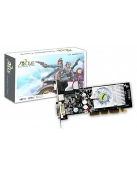 TARJETA DE VIDEO - GeForce 6200A / 512MB / DDR2 / AGP (Axle3D)