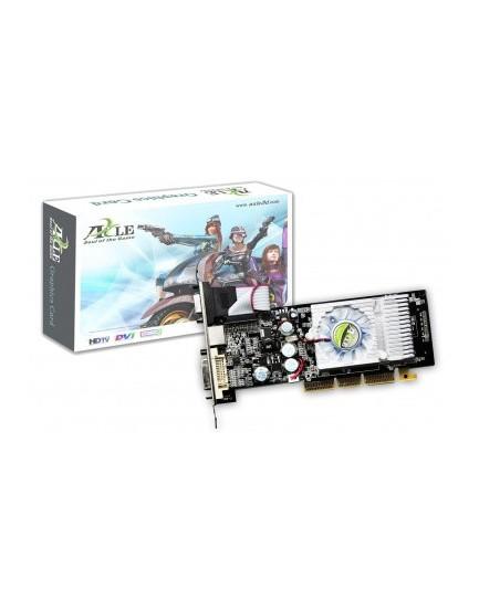 TARJETA DE VIDEO - GeForce 6200A / 512MB / DDR2 / AGP (Axle3D)