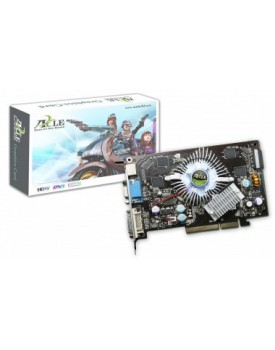 TARJETA DE VIDEO - GeForce 7600GT / 512MB / DDR2 / AGP (Axle3D)