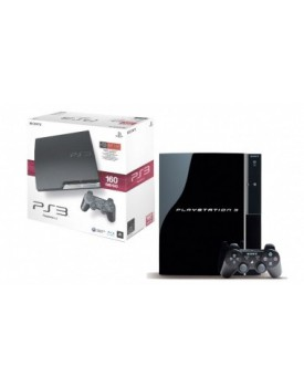 PLAYSTATION 3 - Nueva / 160GB / 110v