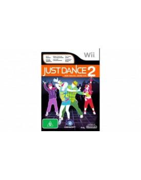 JUEGO - Nintendo Wii / Just Dance 2