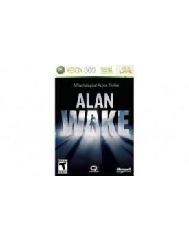 JUEGO - XBOX 360 / Alan Wake