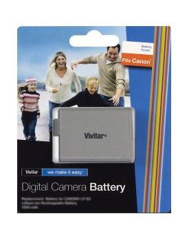 Bateria Recargable - COMPATIBLE CON CÁMARAS DIGITALES CANON Reemplaza bateria: NB4L