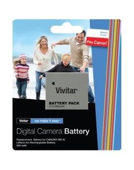 Bateria Recargable - COMPATIBLE CON CANON Reemplaza bateria: NB5L