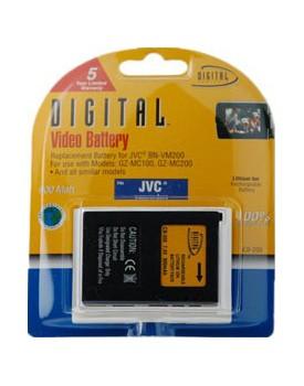 Bateria Recargable - COMPATIBLE CON FILMADORAS JVC