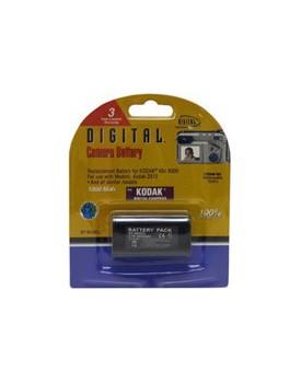 Bateria Recargable - COMPATIBLE CON CÁMARAS DIGITALES KODAK Reemplaza baterias: Z612, Z712 (....)