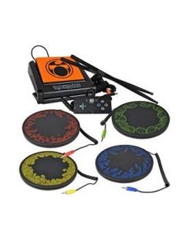 Rock Band - Bateria portatil MAD CATZ