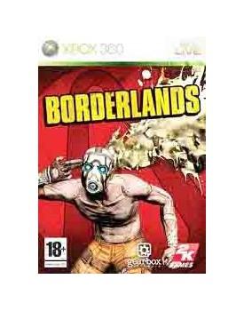 JUEGO - XBOX 360 / Borderlands