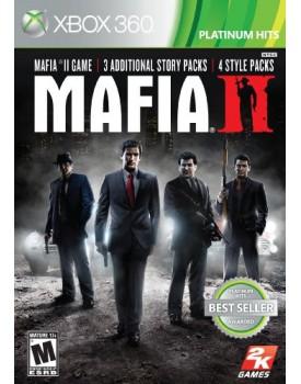 JUEGO - XBOX 360 / Mafia 2 Platinum Hit