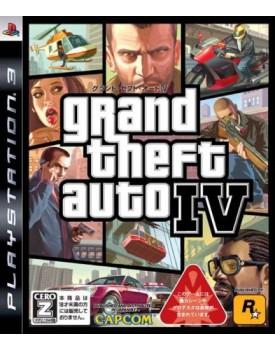 JUEGO - PS3 / Gran Theft Auto IV