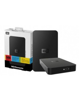 DISCO DURO - Western Digital / Portable / 500Gb / USB 2.0