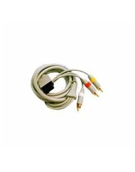 Cable de Video (S-AV / Gris)