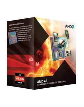 Procesador AMD APU A6-3500 - Triple Núcleo Socket FM1 Box