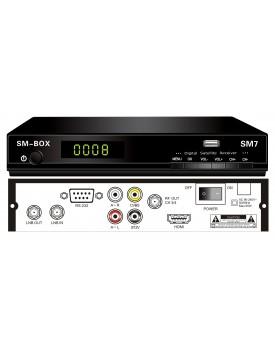 Receptor Satelital SM-BOX SM7