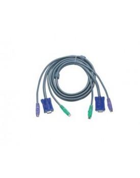 Cable PS/2 para KVM Aten - 2L-1003P/C
