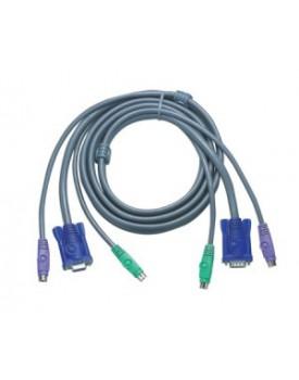 Cable PS/2 para KVM Aten - 2L-1001P/C