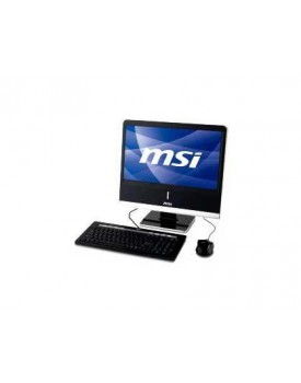 PC ALL IN ONE / 18,5'' / HD WIN TOP AP1920 / INTEL Atom Dual-Core D525 (MSI)