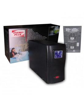 UPS NRG+ 650VA / 390W C.Pantalla LCD (ENERGY PLUS)
