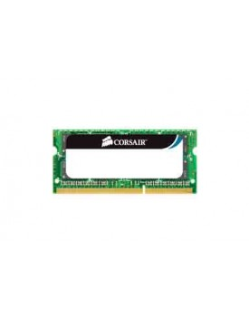 MEMORIA - SODIMM / DDR3 / 4GB / PC3-10600 (1333 MHz) (CORSAIR)