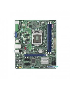 MOTHERBOARD - INTEL Desktop BLKDH61HO