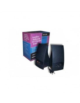 PARLANTES - Comunes / 3W / Negros / USB (XTREME)
