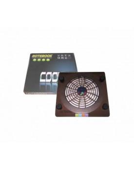 BANDEJA - Cooler Acrilico C.Fan para Laptop