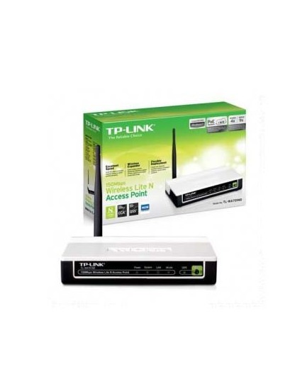 Access Point TP-LINK TL-WA701ND Lite N 150mbps