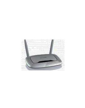 Router Wireless TP-LINK TL-WR842ND 300Mbps Norma N con doble antena