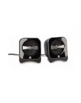 PARLANTES - Sistema de audio compacto 2.0 (HP BR387AA)