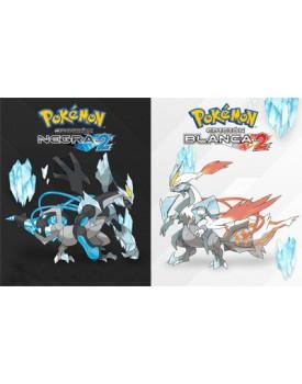 JUEGO - P.Nintendo / Pokemon Edicion Blanca y Negra 2