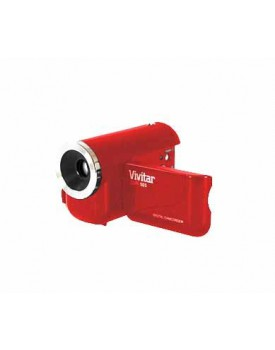 FILMADORA DIGITAL - DVR503 (Roja) / 1.3Mp / LCD 1.5'' / 4X (VIVITAR)
